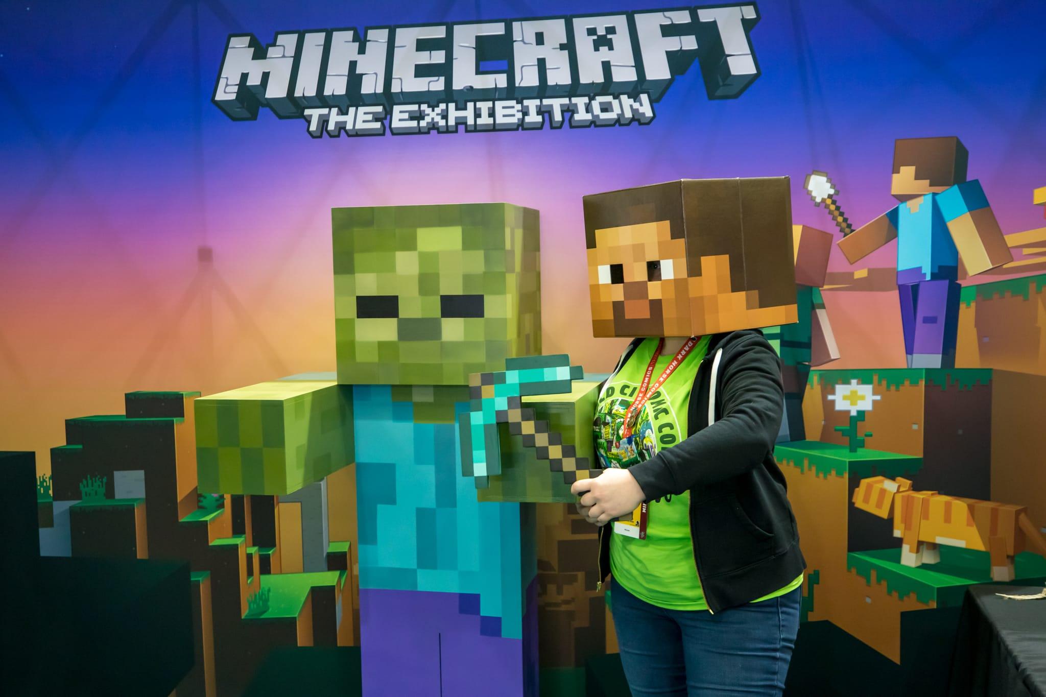 Minecraft Festival thumbnail