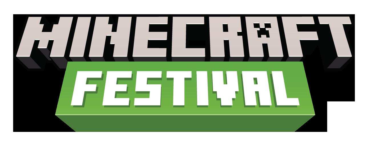 Minecraft Festival logo